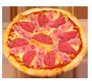 Pizza Sunca Salam